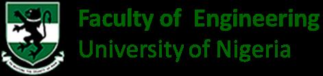 Faculty of Engineering, University Of Nigeria Nsukka